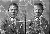 view John D. Mangram, Howard University School of Religion : acetate film photonegative digital asset: John D. Mangram, Howard University School of Religion : acetate film photonegative, 1948.