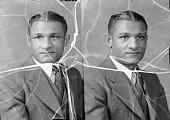 view Arthur L. Pou, Howard University Law School : acetate film photonegative digital asset: Arthur L. Pou, Howard University Law School : acetate film photonegative, 1948.