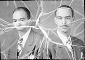 view George Parks, Howard University Law School : acetate film photonegative digital asset: George Parks, Howard University Law School : acetate film photonegative, 1948.
