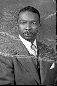 view Walter Washington, Howard University Law School: acetate film photonegative,] digital asset: Walter Washington, Howard University Law School: acetate film photonegative,] 1948.