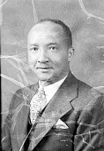 view Booker T. Smalley, Howard University Law School : acetate film photonegative digital asset: Booker T. Smalley, Howard University Law School : acetate film photonegative, 1948.