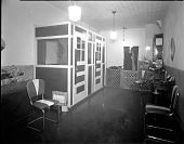 view Northwest Amusement Co. [interior view : acetate film photonegative] digital asset: Northwest Amusement Co. [interior view : acetate film photonegative].