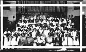 view Poro Graduates of 1931 Washington, D.C.. [acetate film photonegative,] digital asset: Poro Graduates of 1931 Washington, D.C.. [acetate film photonegative,] 1931.
