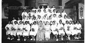 view [Graduates of 1937--Poro School of Beauty Culture--Washing, D.C.] [acetate film photonegative, banquet camera format.] digital asset: [Graduates of 1937--Poro School of Beauty Culture--Washing, D.C.] [acetate film photonegative, banquet camera format.]