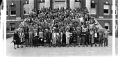 view [Freshman Class, Howard University, 1938] [acetate film photonegative, banquet camera format.] digital asset: [Freshman Class, Howard University, 1938] [acetate film photonegative, banquet camera format.]