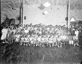 view Metropolitan A.M.E Church group [on original envelope : acetate film photonegative, ca. 1940] digital asset number 1