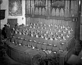 view Junior Choir of the Metropolitan Baptist Church : acetate film photonegative, 11/23/47 digital asset number 1