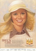 view Breck Girl. [Print advertising, women's publications.] digital asset: Breck Girl. [Print advertising, women's publications.] 1973.