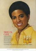 view Breck Girl. [Print advertising.] [Women's publications.] digital asset: Breck Girl. [Print advertising.] [Women's publications.] 1974.