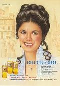 view Breck Girl. [Print advertising.] digital asset: Breck Girl. [Print advertising.] 1976.