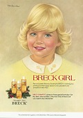 view Breck Girl. [Print advertising.] McCall's digital asset: Breck Girl. [Print advertising.] McCall's. 1976.