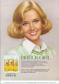 view Breck Girl. [Print advertising, women's publications] digital asset: Breck Girl. [Print advertising, women's publications], 1977.
