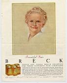 view Beautiful Hair: Breck. [Print advertising.] McCall's digital asset: Beautiful Hair: Breck. [Print advertising.] McCall's. 1956