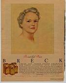 view Beautiful Hair: Breck. [Print advertising.] This Week digital asset: Beautiful Hair: Breck. [Print advertising.] This Week. 1955