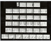 view [Contact sheet with 27 images of product packaging for Goya Foods, Inc. : black-and-white photoprint: contact sheet] digital asset: [Contact sheet with 27 images of product packaging for Goya Foods, Inc. : black-and-white photoprint: contact sheet].