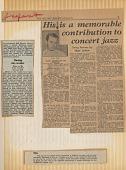view Ralph Burns Papers digital asset: Ralph Burns Papers