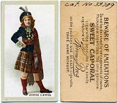 view Nineteenth Century Actor Photograph Collection digital asset: Lewis, Annie (two views)