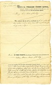 view Bill of Sale, New Orleans, Louisiana digital asset: Bill of Sale, New Orleans, Louisiana