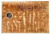 view Legal Documents Concerning Slavery Collection digital asset: Legal Documents Concerning Slavery Collection: 1710-1865.