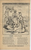 view The Sultan. [Print advertising.] The Century Magazine digital asset: The Sultan. [Print advertising.] The Century Magazine. 1884.