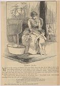 view Baby's Bath. [Print advertising.] digital asset: Baby's Bath. [Print advertising.] 1886.