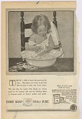 view Trust a child to know the good and the true. [Print advertising.] digital asset: Trust a child to know the good and the true. [Print advertising.] 1921.