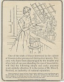 view [One of the trials of those interested in the culture of..]. [Print advertising.] digital asset: [One of the trials of those interested in the culture of..]. [Print advertising.] 1899