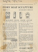 view Ivory Soap Sculpture. [Print advertising.] Boy's Life digital asset: Ivory Soap Sculpture. [Print advertising.] Boy's Life. 1926.