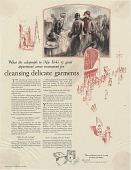 view What the salespeople in New York's 12 great department stores.. [Print advertising.] digital asset: What the salespeople in New York's 12 great department stores.. [Print advertising.] 1926