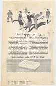 view The happy ending... [Print advertising, general circulation publications.] digital asset: The happy ending... [Print advertising, general circulation publications.] 1929.