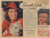 view Smooth Work, Lady! [Print advertising.] This Week digital asset: Smooth Work, Lady! [Print advertising.] This Week. 1939