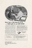 view Doctor, here's a time-saving aid for you..a helpful guide.. [Print advertising.] Medical industry publications digital asset: Doctor, here's a time-saving aid for you..a helpful guide.. [Print advertising.] Medical industry publications. 1949