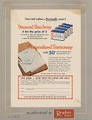 view Two real values-Personally yours! [Print advertising.] Reader's Digest digital asset: Two real values-Personally yours! [Print advertising.] Reader's Digest. 1955