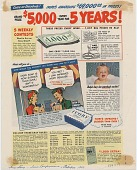 view Come on Everybody! Ivory's Awarding {dollar}69,000.00 in Prizes! [Print advertising.] True Story [magazine] digital asset: Come on Everybody! Ivory's Awarding {dollar}69,000.00 in Prizes! [Print advertising.] True Story [magazine]. 1947.
