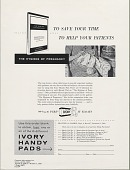 view To Save Your Time / To Help Your Patients. [Print advertising.] Journal of the American Medical [Association?] digital asset: To Save Your Time / To Help Your Patients. [Print advertising.] Journal of the American Medical [Association?] 1955.