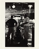 view Patrons dancing [black and white photoprint] digital asset number 1