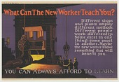 view What Can The Worker Teach You? digital asset: What Can The Worker Teach You?