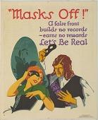 view Masks Off digital asset: Masks Off