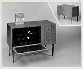"view CRAMANNA ""Modern Wine Cellar"" [black and white photograph] digital asset: CRAMANNA ""Modern Wine Cellar"" [black and white photograph]."