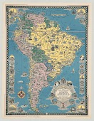 view South America digital asset: South America