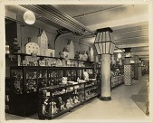 """view [Toy Department?], Worsinger Window Service; """"NY, NY"""" [black-and-white photoprint] digital asset: [Toy Department?], Worsinger Window Service; """"NY, NY"""" [black-and-white photoprint]."""