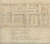 view [Floor plan for Hales Manikins, Inc., undated : drawing.] digital asset: [Floor plan for Hales Manikins, Inc., undated : drawing.]