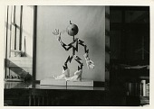 view Photographs of early Reddy Kilowatt figures, 1962 digital asset: Photographs of early Reddy Kilowatt figures, 1962