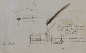 view Charles Grafton Page Papers digital asset: Writings and Drawings