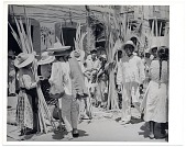view [Palm Sunday, Mexico : black-and-white photoprint] digital asset: [Palm Sunday, Mexico : black-and-white photoprint], 1941.