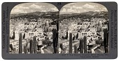 view The World's Greatest Silver Mining City, Guanajuato, Mexico. [Black-and-white stereograph] digital asset: The World's Greatest Silver Mining City, Guanajuato, Mexico. [Black-and-white stereograph, ca. 1900-1910].