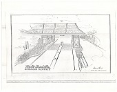 view Drawings and plans for McDonald's exterior and interior digital asset: Drawings and plans for McDonald's exterior and interior
