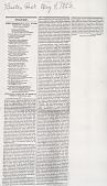 view Newspaper clippings, digital asset: Newspaper clippings,