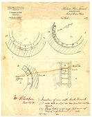 view Hudson River Tunnel miscellaneous engineering notes and sketches digital asset: Hudson River Tunnel miscellaneous engineering notes and sketches