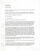 view One page of a transcription of an interview, Larry Kramer, New York, 3/4/95, transcribed 3/6/95 digital asset: One page of a transcription of an interview, Larry Kramer, New York, 3/4/95, transcribed 3/6/95.